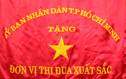 Merit of the Ho Chi Minh City Peoples Committee 3